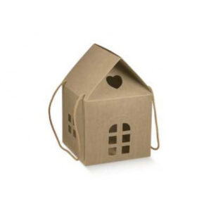 Caixa multi-usos formato casa